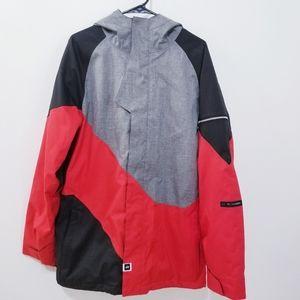 Ride Snowboard Jacket Waterproof Breathable Hoodie